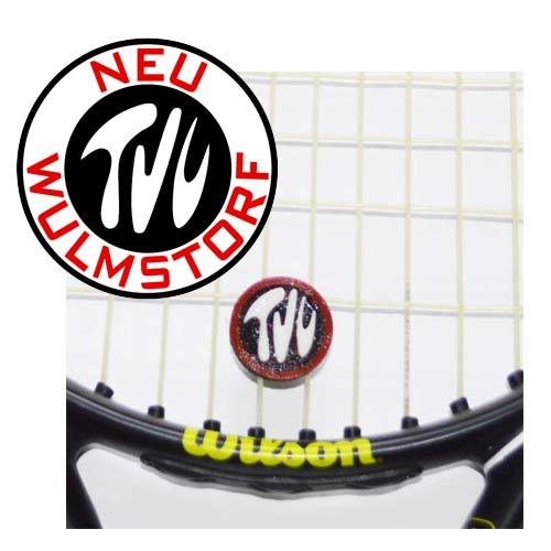 Tennis Vibrationsdämpfer Logo