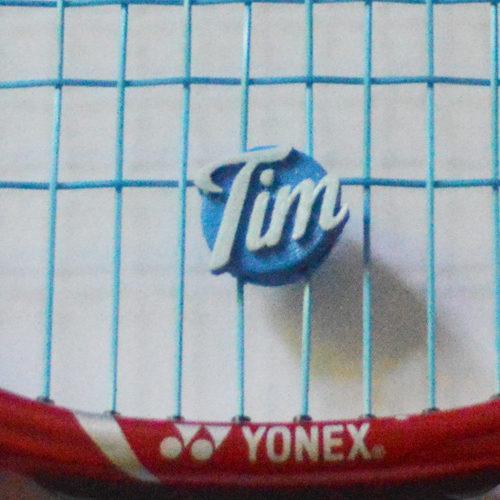 tennis dämpfer