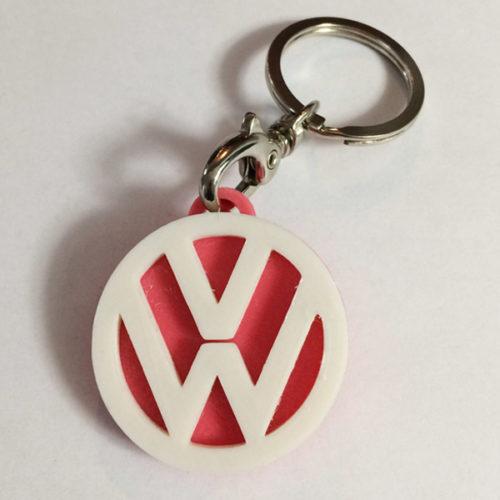 VW Schlüsselanhänger 3D
