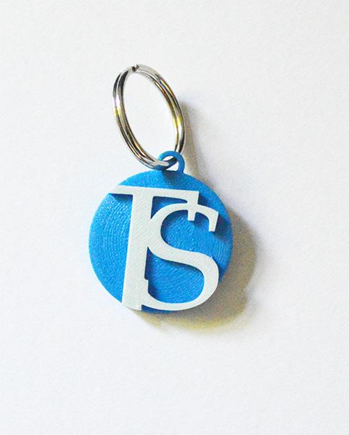 Dein Logo auf deinem Schlüsselanhänger