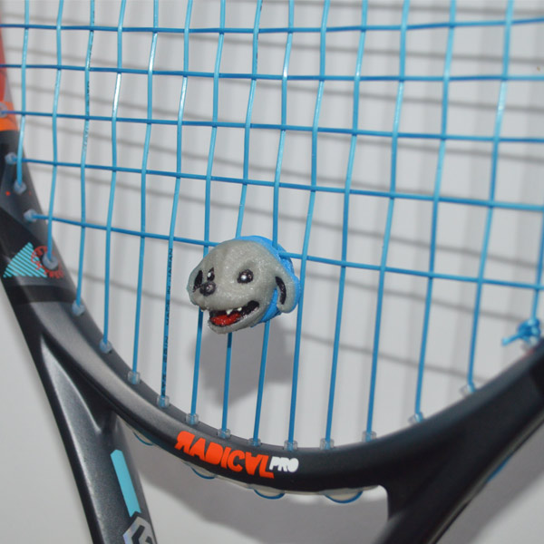 Dog Damper Tennis 3D Print