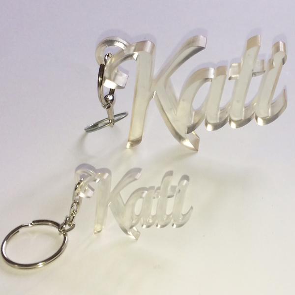 3D Keyholder - for Bag