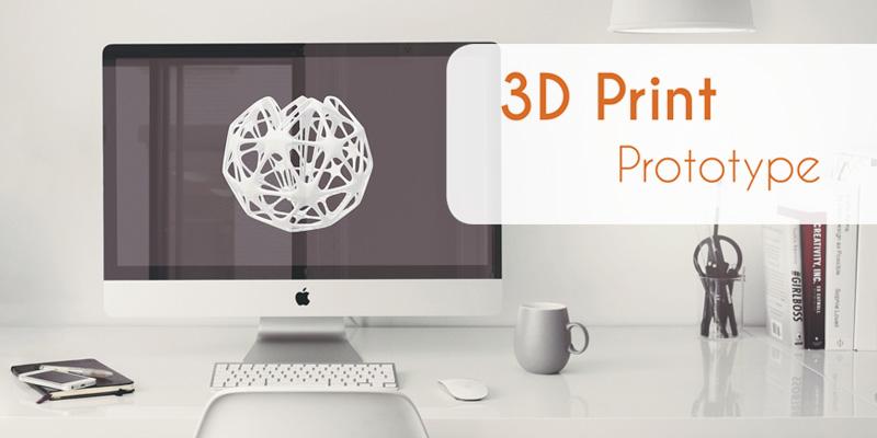 3D Druck Hamburg - Prototypen - Modelle in 3D - Sahar Kramper