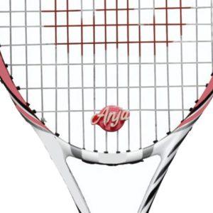 Vibrationsdämpfer Tennis – LOGO / Namensdämpfer