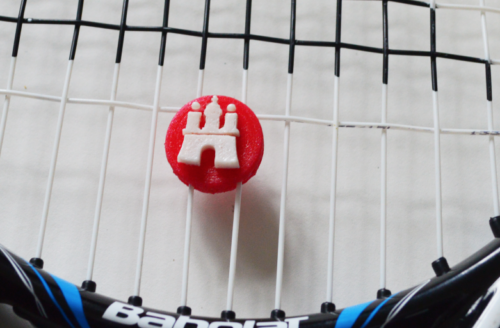 "Vibrationsdämpfer Tennis ""Hamburg"""