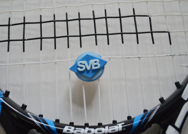 3D Druck Tennis Dämpfer Onlineshop und Live Print