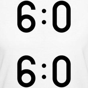 Tennis – LOVE |  6:0 – 6:0 Score