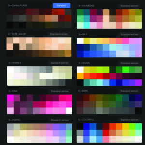 Procreate Swatches Free Download / *thankful for a donation
