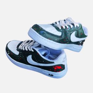 Custom Nike Air Force 1 Shoe